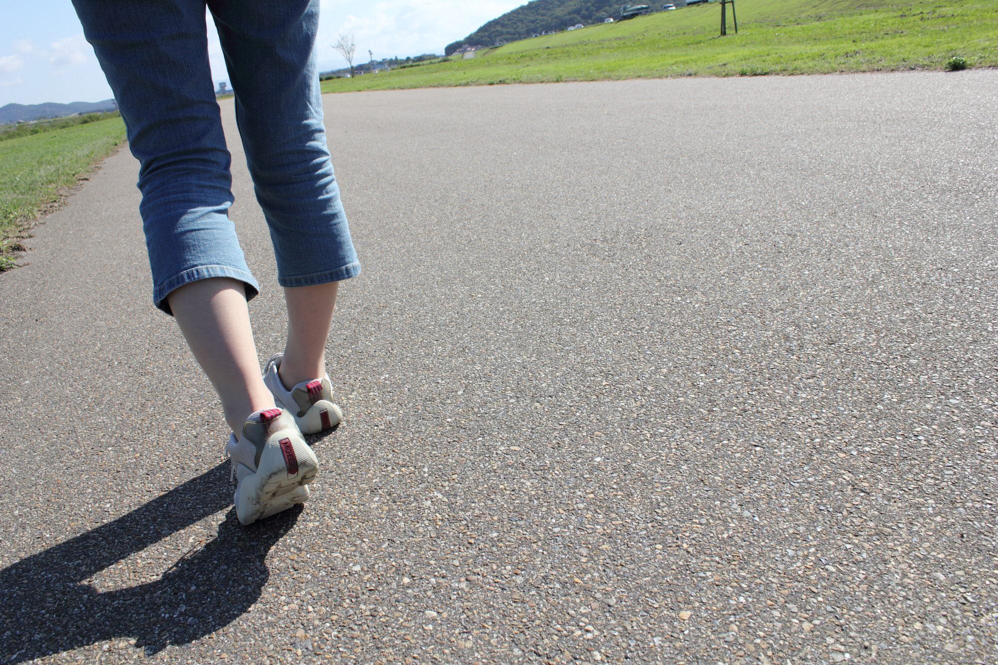 関節リウマチによる歩行の辛さ