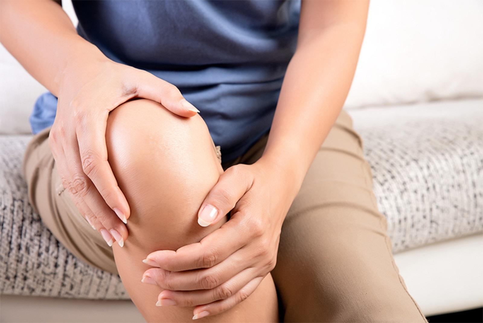 リウマチによる膝の痛みを軽減する