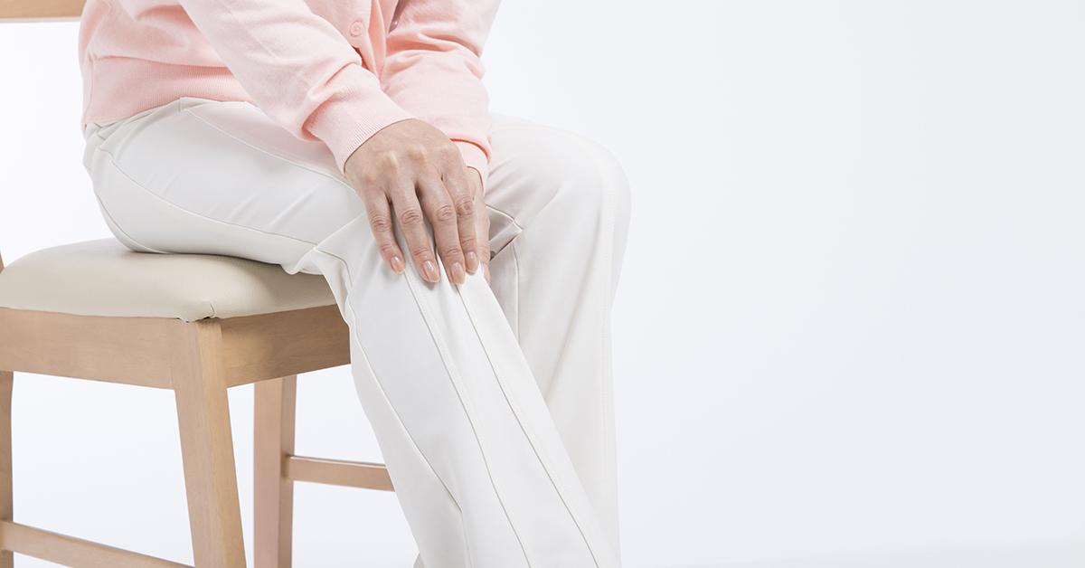 リウマチの膝の痛みを軽減する
