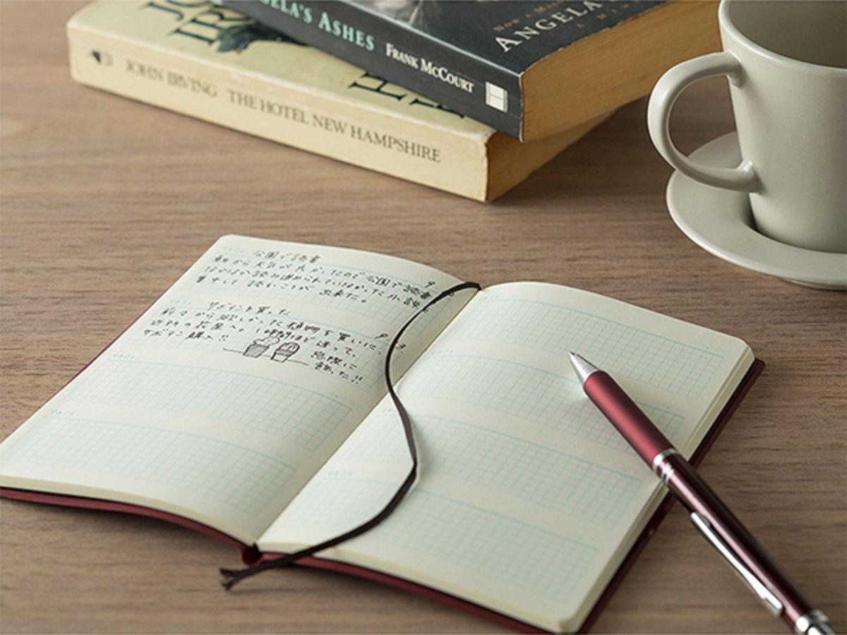 関節リウマチの日記をつける