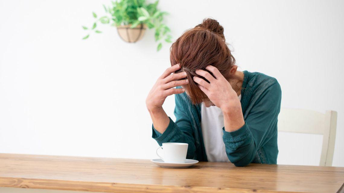 リウマチには負の感情やストレスは禁物