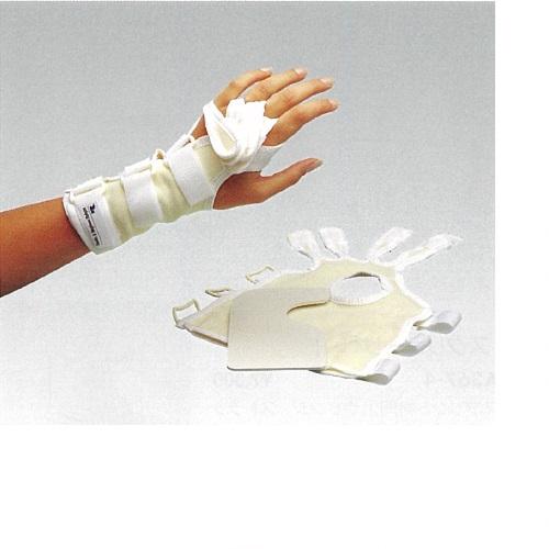 リウマチ指の変形を防ぐ道具
