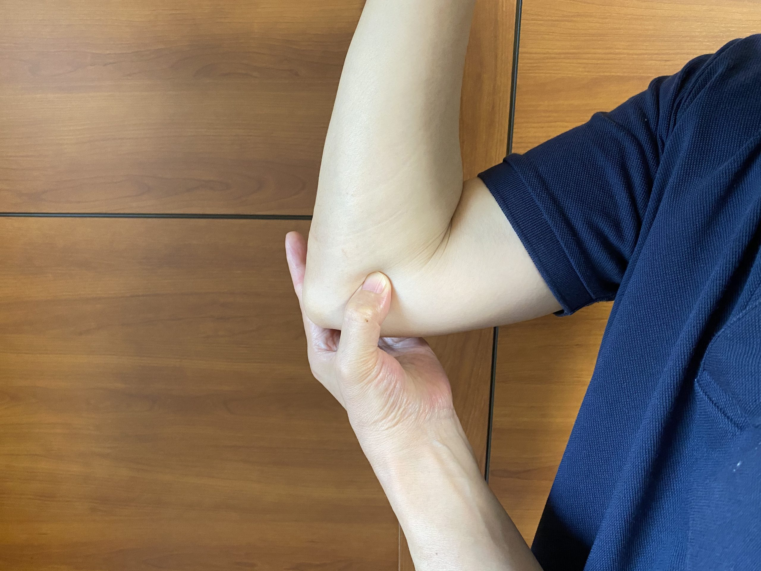 関節リウマチの肩の痛みをとる体操